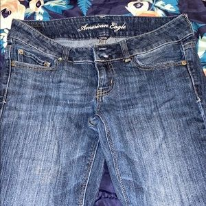 American Eagle Blue Jeans!